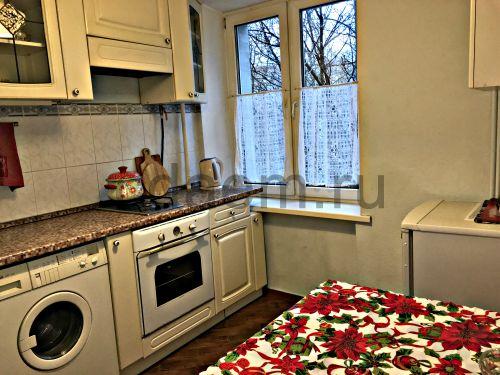 Кухня в квартире Москва