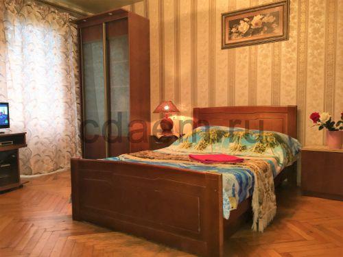 Москва, Г Москва, ул. Хорошевское  шоссе, д. 36А. Квартира на сутки