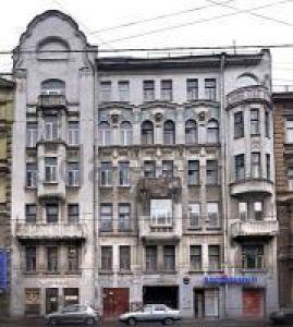 Фото Санкт-Петербург, 9-я линия,В.О., дом 18