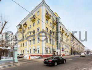 Фото Москва, Большой Трехсвятительский переулок, дом 1