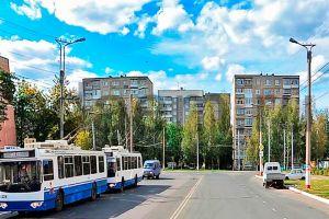 Фото Саранск, проспект 50 лет октября, 54