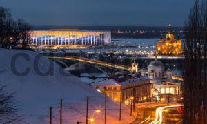 Фото Нижний Новгород, Волжская набережная 25